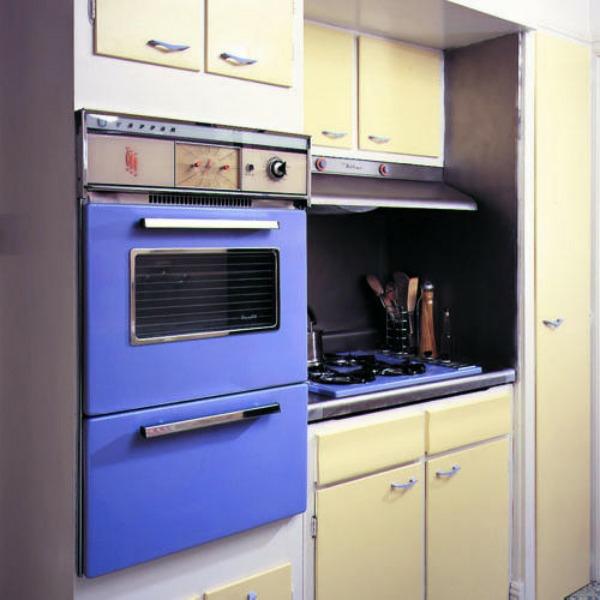 DIY wohnideen küche renovieren ofen erneuern neu streichen