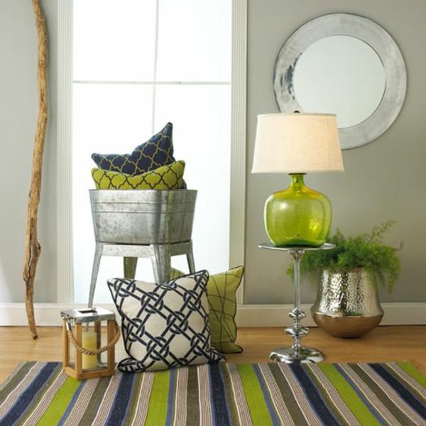 die farbe gr n farbbedeutung von gr n und 30 gr ne wohnideen. Black Bedroom Furniture Sets. Home Design Ideas