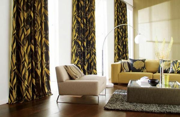 Farbideen Wohnzimmer warme komfort