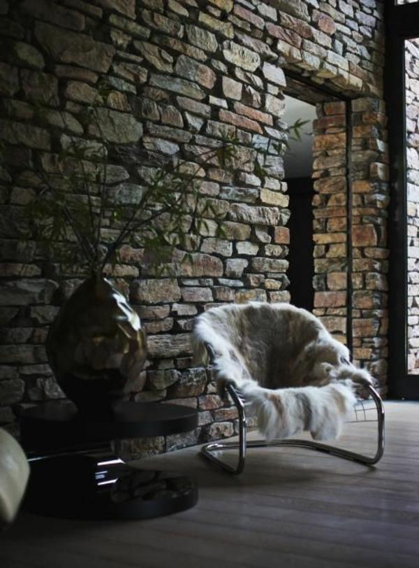 Günstige Wandverkleidung Kunststein wandpaneele steinoptik grau