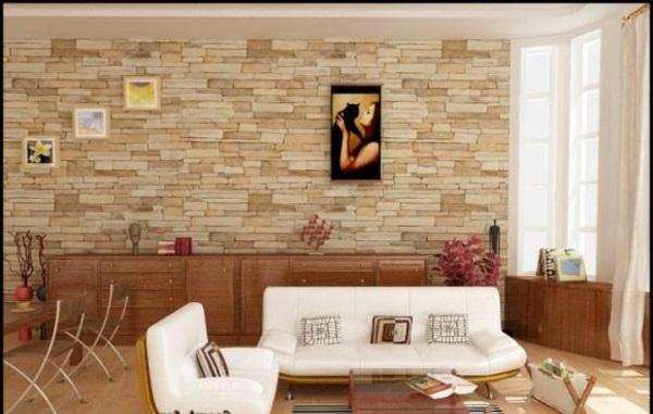 Günstige Wandverkleidung Kunststein wandpaneele steinoptik weiß