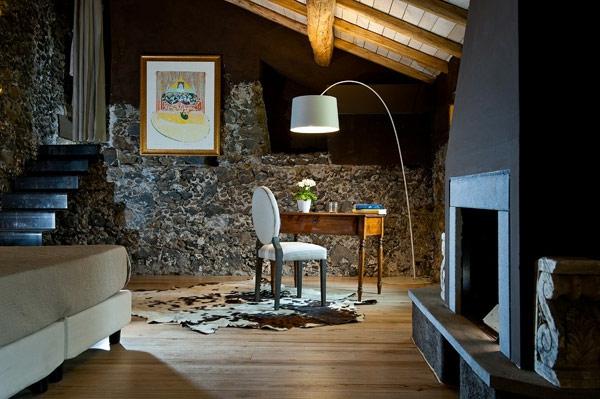 Wandverkleidung Kunststein wandpaneele steinoptik zuhause