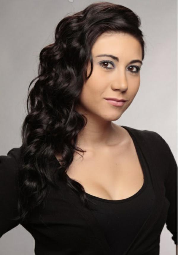 kupfer haarfarbe braun Haarfarbe Frühlingstyp dunkel