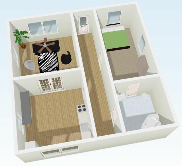 Kostenlose Zimmerplaner ideen räume