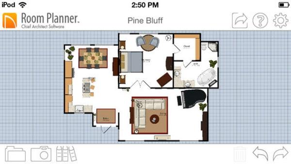 Kostenlose mobiliar Zimmeplaner innendesign ideen