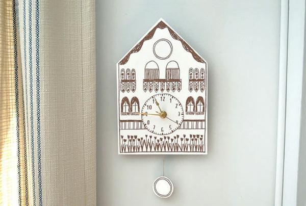 Moderne Dusche Selber Bauen : DIY Cuckoo Clock