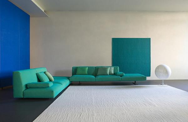 Lounge Gartenmöbel Set von Paola Lenti entworfen
