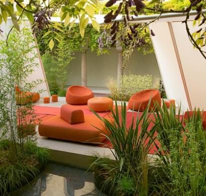 Lounge Gartenmöbel Set Von Paola Lenti