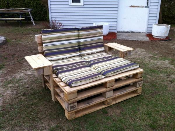 ▷ 1001+ Möbel aus Paletten   schöne Wohnideen für Sie