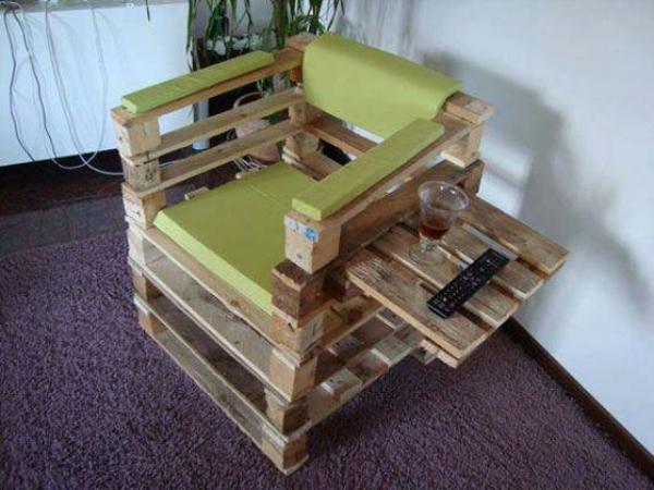 ▷ 1001+ Möbel aus Paletten - schöne Wohnideen für Sie