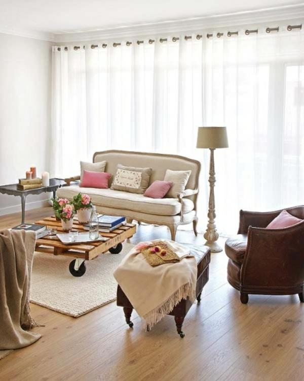 Möbel Paletten gartenmöbel europaletten wohnzimmer elegant