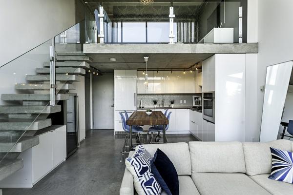 modernes penthaus vancouver architektur sofa wohnen - Architektur Und Wohnen
