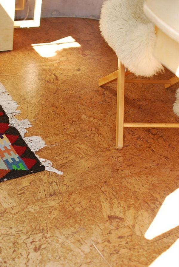 Nachteile vom Korkboden texturen