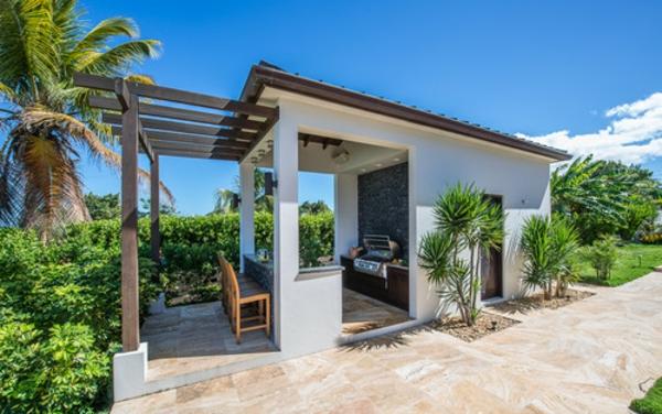 Outdoor exotisch ort Küchenmöbel gartengestaltung sommerhaus