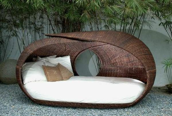 45 outdoor rattanmöbel - modernes gartenmöbel set und lounge sessel, Garten und Bauen