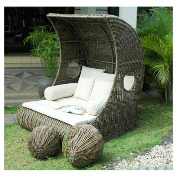 45 outdoor rattanm bel modernes gartenm bel set und lounge sessel. Black Bedroom Furniture Sets. Home Design Ideas