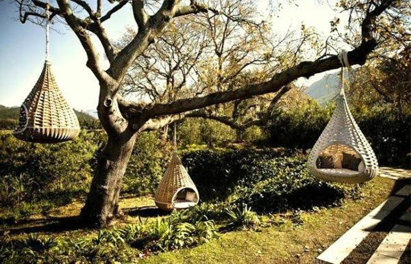 45 Outdoor Rattanmöbel  modernes Gartenmöbel Set und