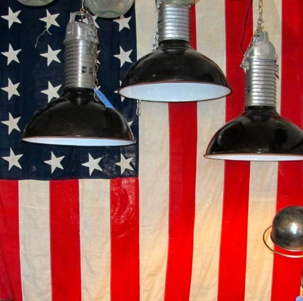 Nationalfarben amerikanisch flagge Party Deko hängelampen