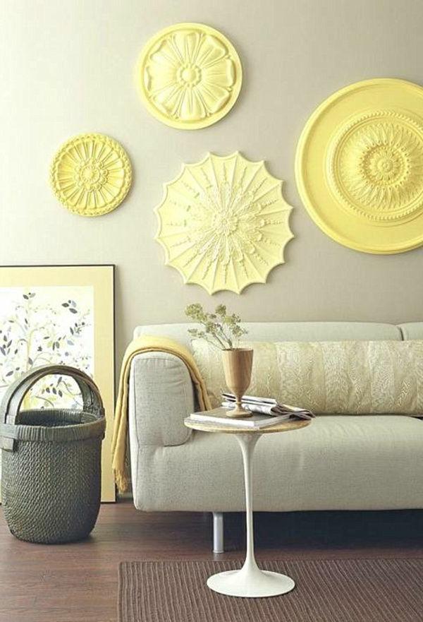 Pastell farbpalette farbgestaltung gelb