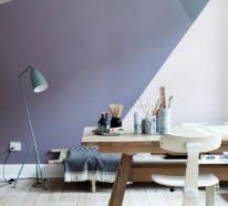 50 pastell wandfarben schicke moderne farbgestaltung for Wandmuster ideen