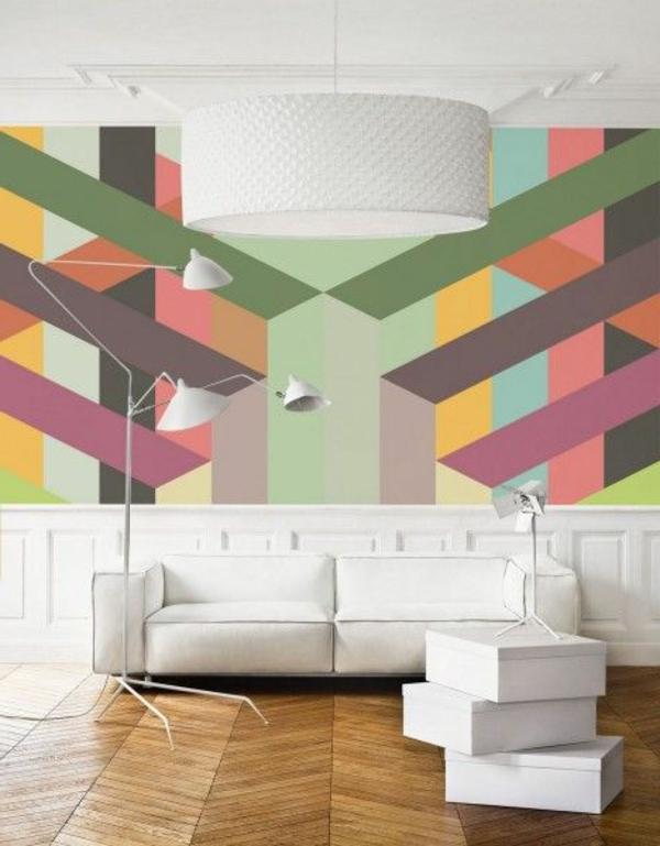 50 pastell wandfarben - schicke, moderne farbgestaltung - Farbgestaltung