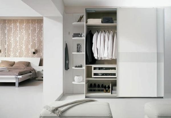 Schlafzimmerschranksysteme - Einrichtungslösungen für mehr Ordnung