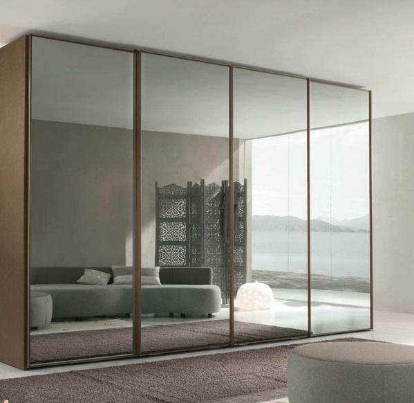 Schlafzimmerschranksysteme einrichtungsl sungen f r mehr ordnung - Spiegel im schlafzimmer ...