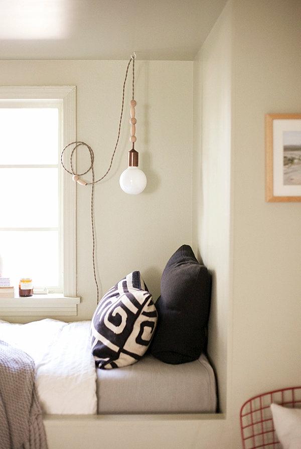 wanddeko selber machen diy dekoideen f r sie. Black Bedroom Furniture Sets. Home Design Ideas