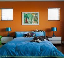 30 Coole Wohnideen Fur Farbkombination Heisse Trendfarben 2014