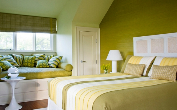 Wohnideen für Farbkombination wandfarbe wohnzimmer tischlampe