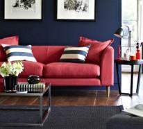 Wohnzimmer Farbvorschläge – schicke Farbgestaltung