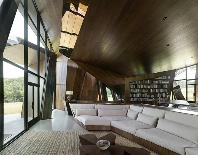 Architektur und design ein architektenhaus von daniel for Architektur und design zeitschrift