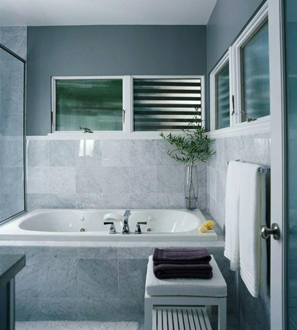 badezimmer gestaltungsideen modern jacuzzi