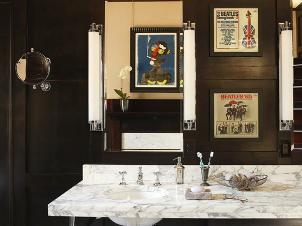 badezimmergestaltung ideen dekoration badmöbel modern
