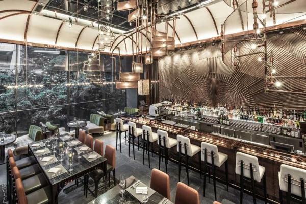 restaurant einrichtung tolle beleuchtung ammo restaurant china
