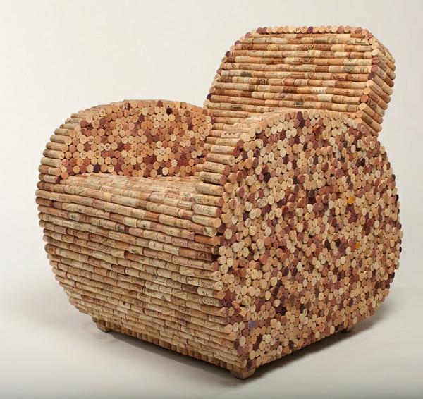 basteln mit korken 55 coole dekoartikel und m bel. Black Bedroom Furniture Sets. Home Design Ideas