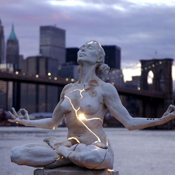 berühmte kunstwerke kunst expansion skulptur