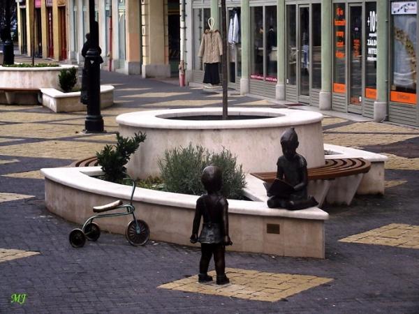 kunstwerke kunst und kultur spielende kinder skulpturen