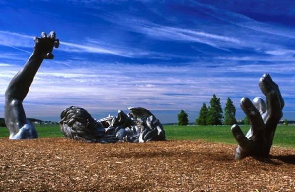 kunstwerke art projekte the awakening maryland