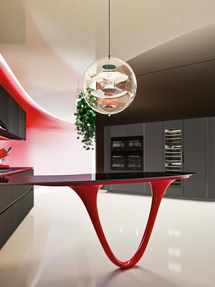 Designer Kuche Halbinsel Ola25 | villaweb.info | {Moderne küchen mit halbinsel 31}
