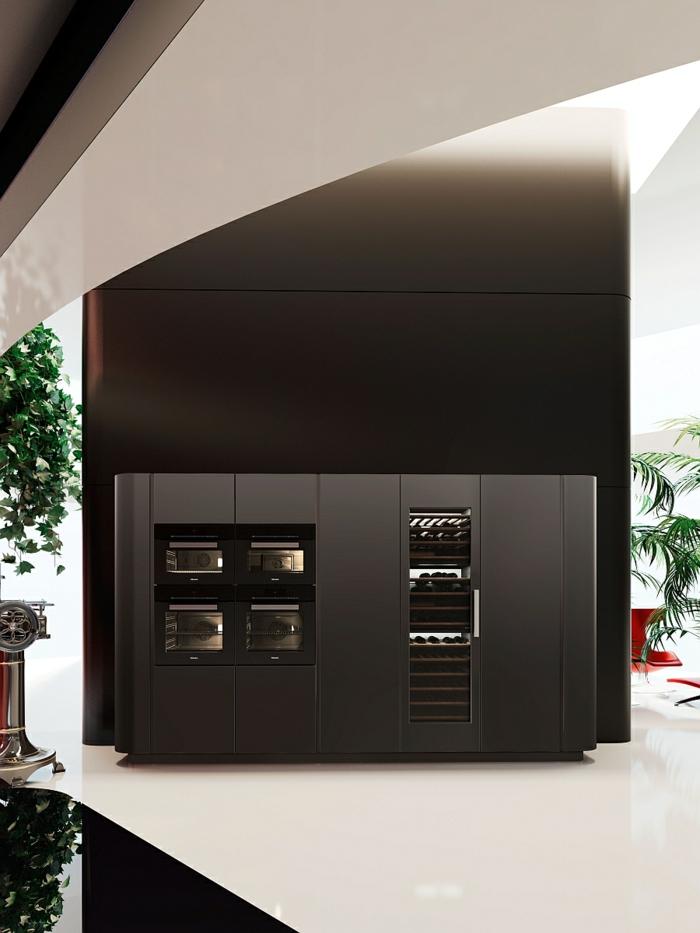 Küchen elektrogeräte  Designerküchen - italienisches Küchen Design von Pininfarina