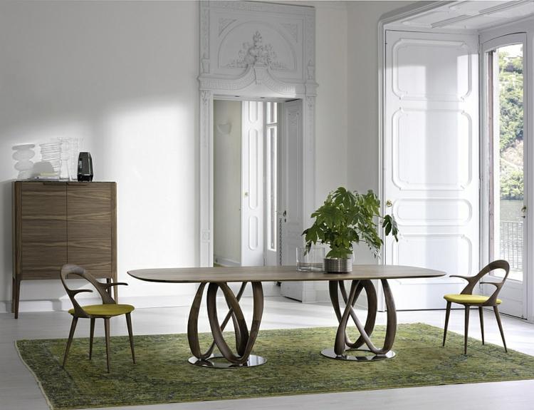 Emejing Elegante Esstische Ign Design Gallery Unintendedfarms Us . Emejing  Innovatives ...
