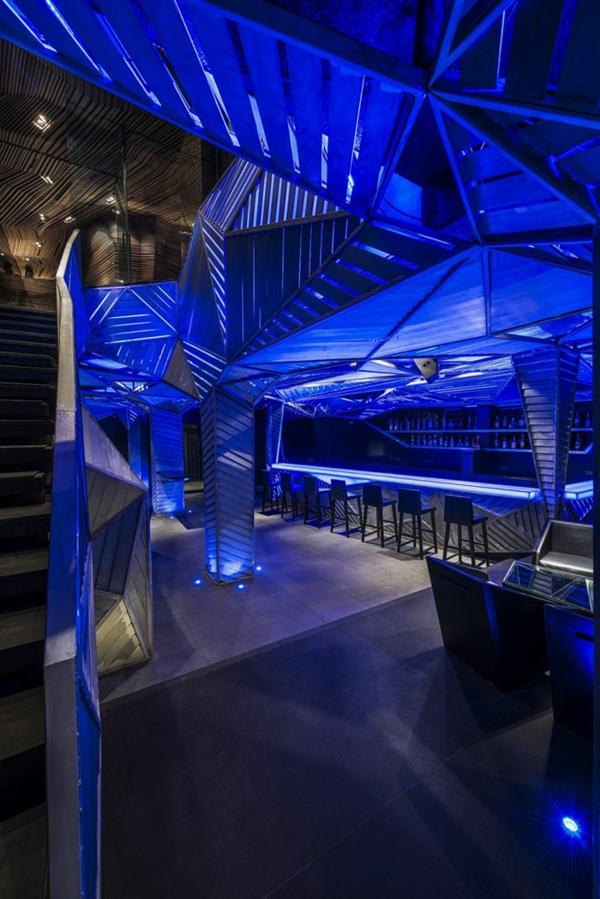 bar restaurant design auriga indien