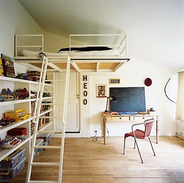 Einrichtungsideen fur kleine raume wohnung design  Einraumwohnung einrichten - operieren Sie clever mit Ihrem Raum