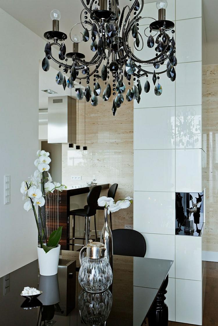 einrichtungstipps modern wohnen designer möbel kronleuchter