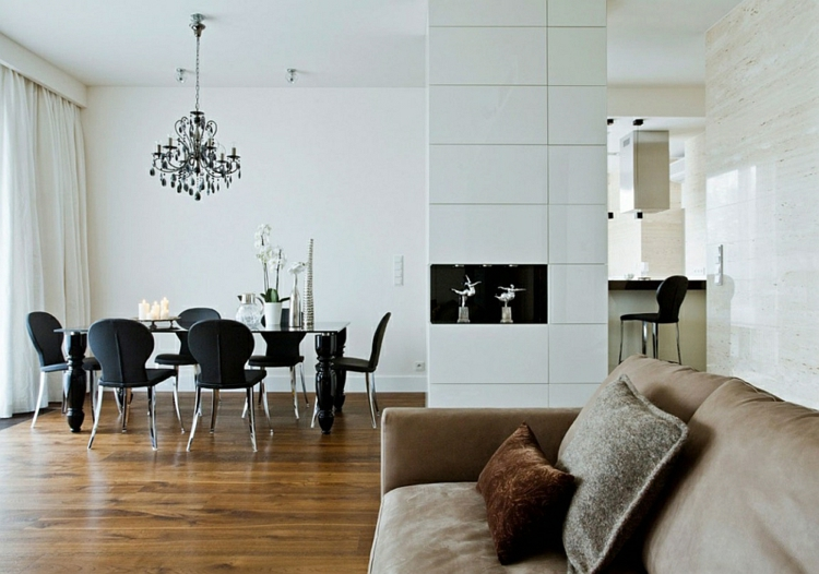 einrichtungstipps modern wohnen offener wohnplan esszimmer wohnbereich