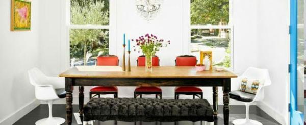 esszimmer in rot 15 ideen tipps ~ kreative bilder für zu hause ... - Esszimmer In Rot 15 Ideen Tipps