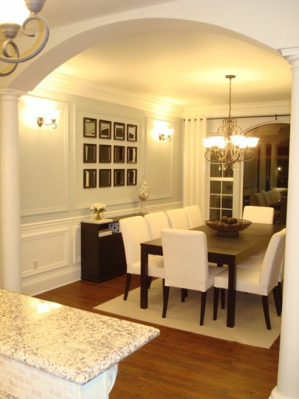 Esszimmergestaltung interieur ideen im trend for Gestaltung esszimmer