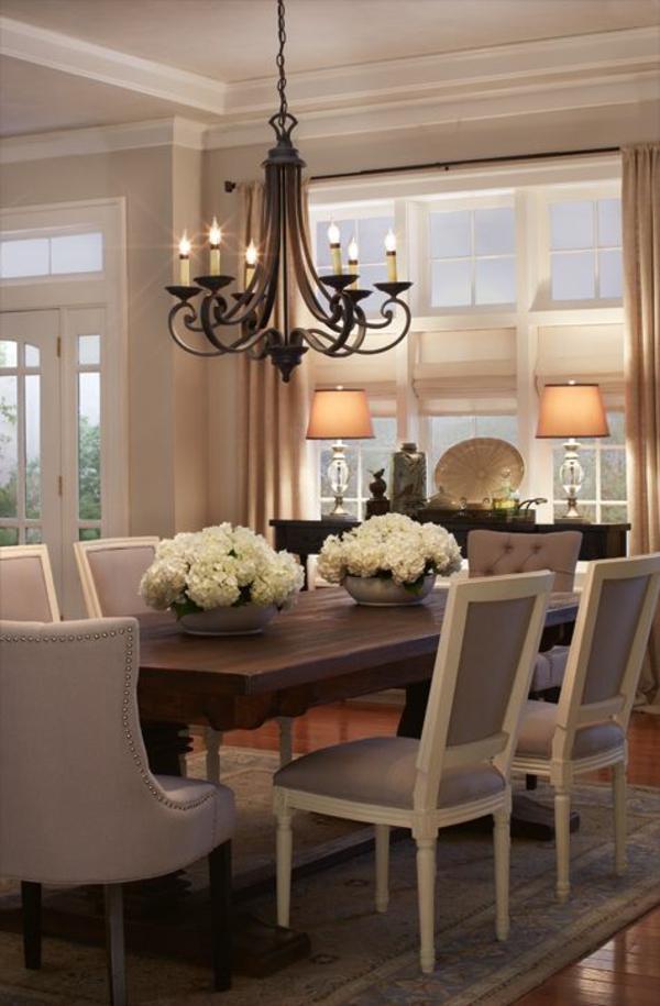Esszimmergestaltung - Interieur Ideen im Trend