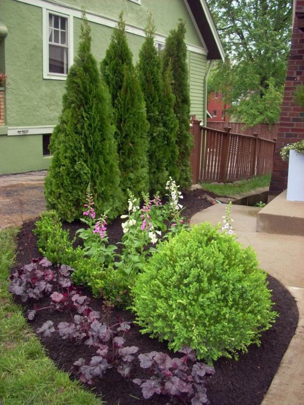 patio design ideen vorgarten gestalten. Black Bedroom Furniture Sets. Home Design Ideas